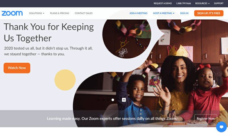 Zoom Best Free Video Conferencing Software for Online Video Conferences