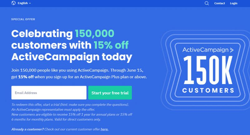 ActiveCampaign is the Best Email Newsletter Software with Marketing Automation and CRM Tools