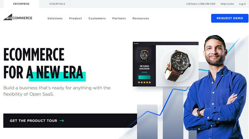 BigCommerce is the Best Bluehost Alternative for Large-Scale Online Stores