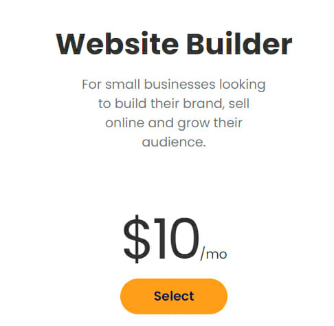 Constant Contact Website Pricing Plan