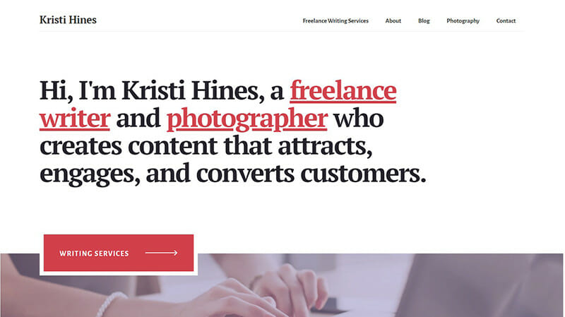 Kristi Hines is a writer and photographer who works with brands to promote their products and services.
