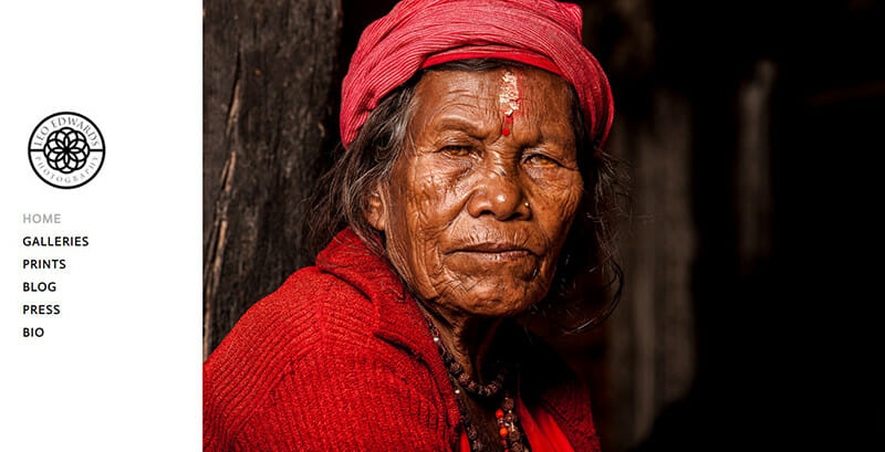 Leo Edwards is a website of Environmental portrait photographer  who interested in people and their stories.