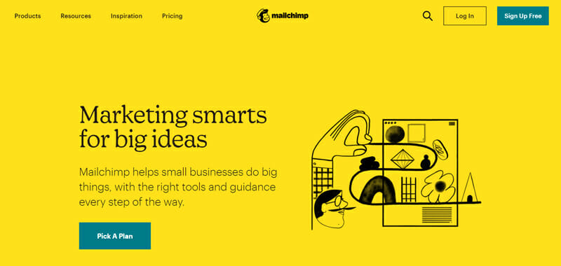 MailChimp All In One Integrated Marketing Platform for Small Businesses