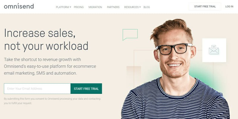 Omnisend is Top Mailchimp Alternative with Robust Automation Functionalities for Ecommerce Businesses.