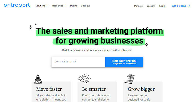 Ontraport is the best HubSpot Alternative for Personalizing Buyer Experience with Funnels