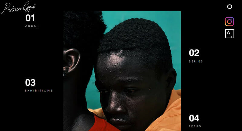 Prince Gyasi is a Visual Artist who uses colors and photography to make a change in the world.
