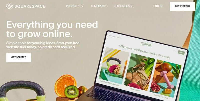 Squarespace is the Best Choice For Visually Driven Small Business Brands