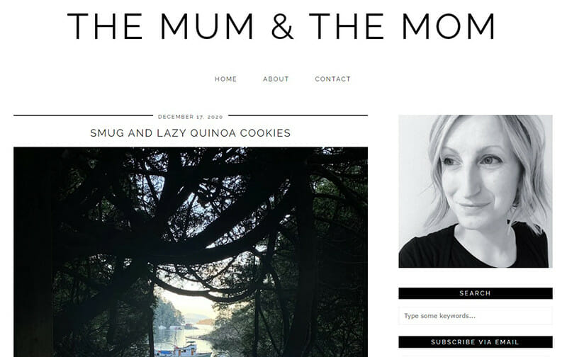 The mum and the mom is a website for  Mother's guide to parenting and expatriate lifestyle.