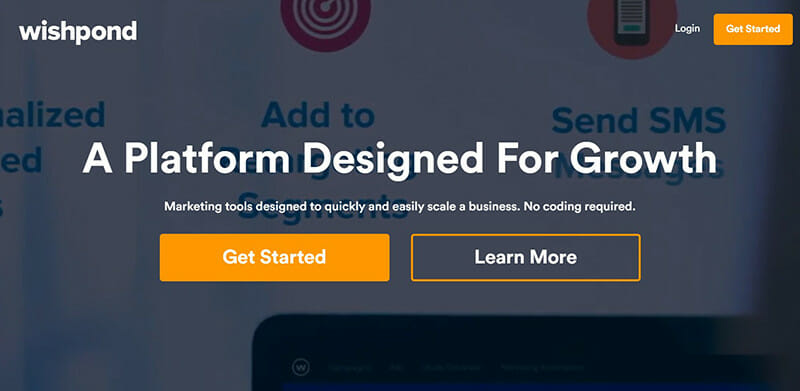 Wishpond is the Top Rated Marketing Automation Platform with Modern Looking Templates.