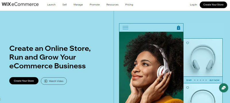 WIx is the Best Comprehensive and Budget-Friendly Platform for Small to Medium Online Businesses.