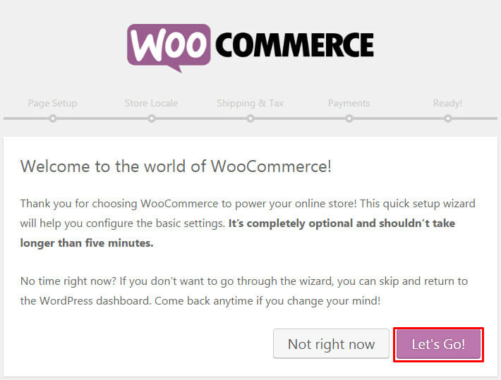 WooCommerce Ease of use for launching an online store