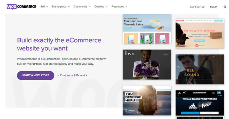 WooCommerce is easy to integrate other sales channels into the WooCommerce based online store.