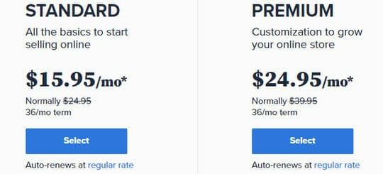 Woocommerce Pricing Plans