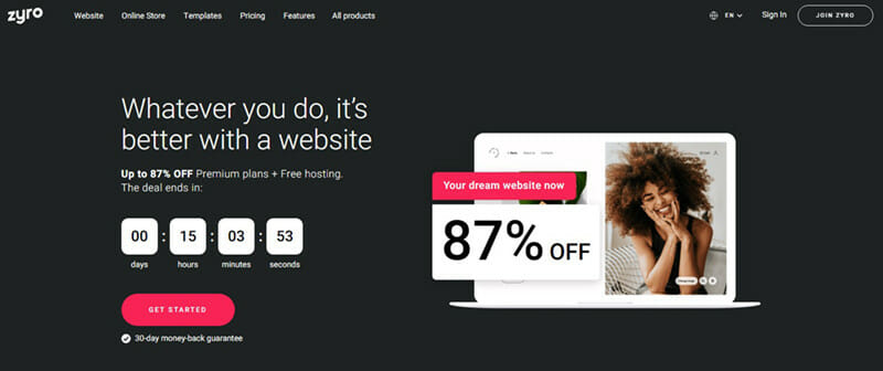 Zyro is The Best Budget and Beginner Friendly Choice for New Online Stores