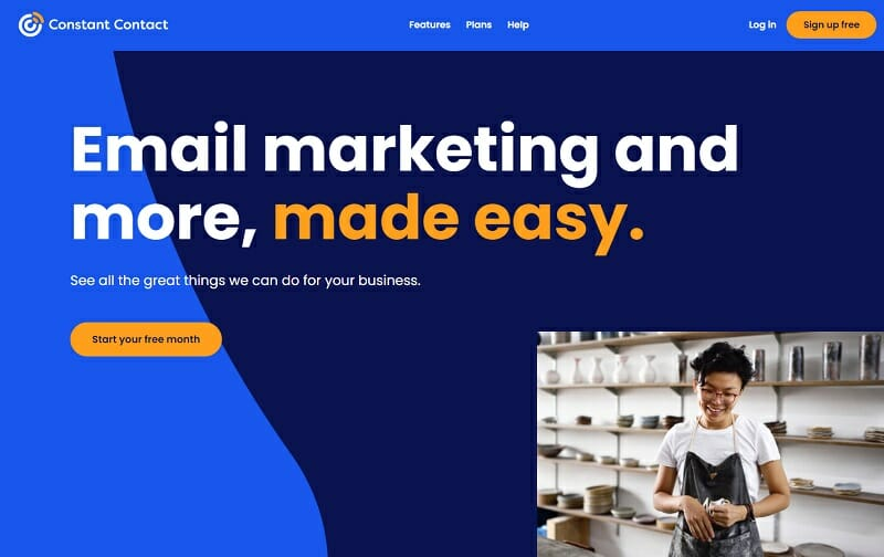 ConstantContact - Email marketing and more, made easy