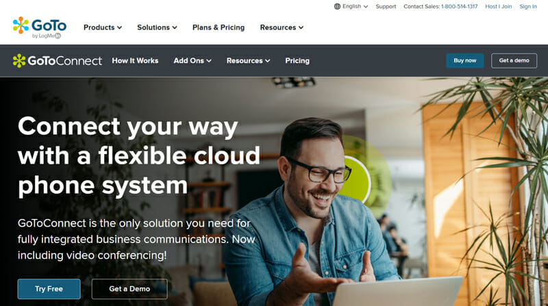 GoToConnect is the best RingCentral Alternative for IT teams