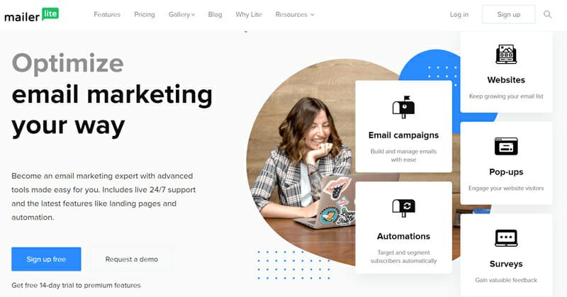 MailerLite is an Email Newsletter Tool Optimized For Multiple Languages