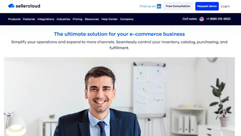 SellerCloud is the best Inventory Management Software for eCommerce Businesses