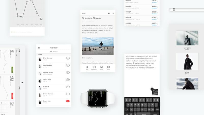 Squarespace best template designs are optimized for desktop