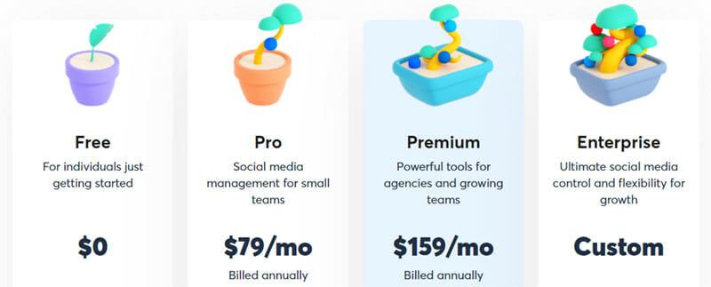 Agorapulse Pricing Plan