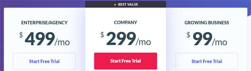 BrandMentions Pricing Plan
