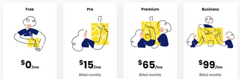 Buffer Pricing Plan