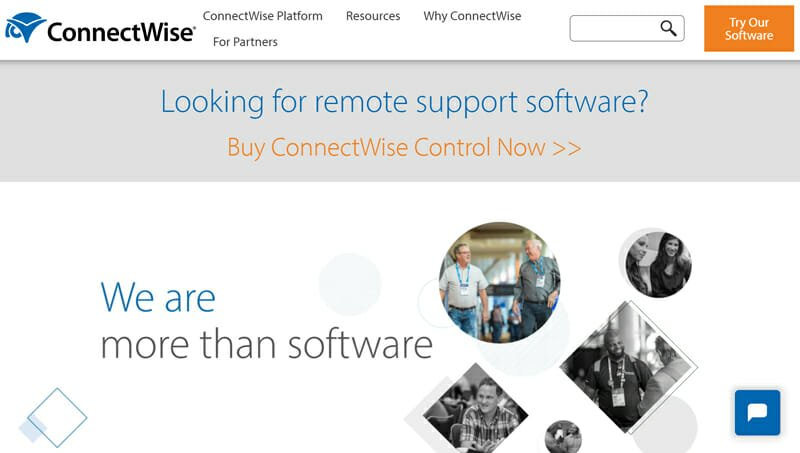 ConnectWise is the best Business Management Software for Tech Service Provider Businesses