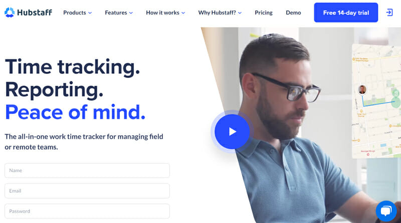 Hubstaff is the best for Productivity Tracking and Employee Monitoring