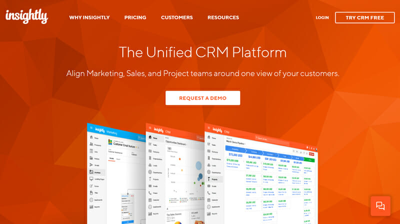 Insightly is the best CRM Software for Building Lifelong Relationships with Customers