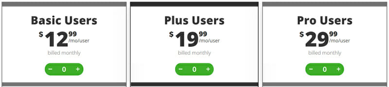 Phone.com Pricing Plan