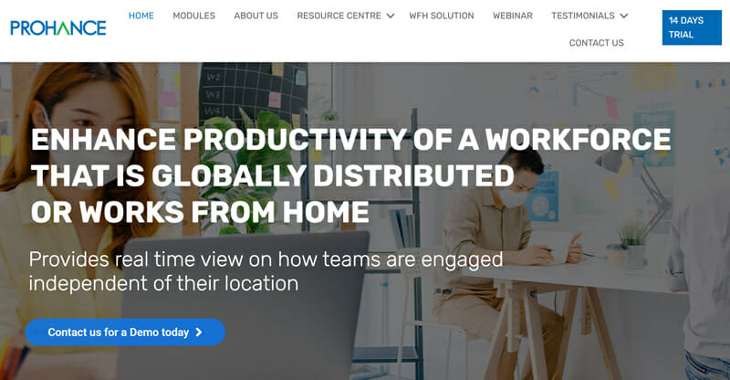 ProHance is the best Operations Management Platform