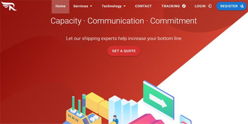 RedHawk Global is an Order Fulfillment Service With Multiple, Insured Freight Shipment Options