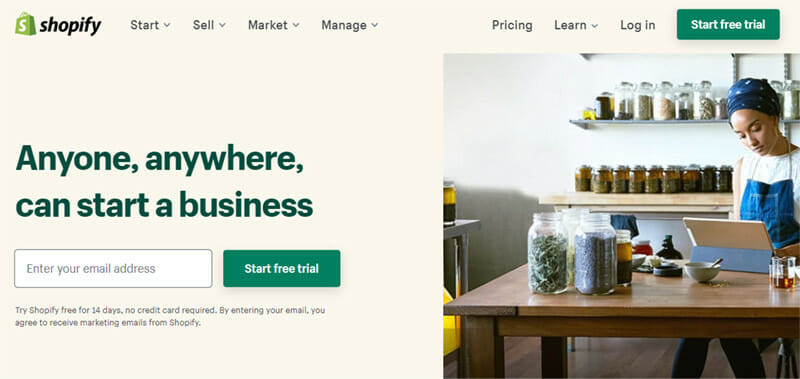 Shopify Offers The Most Comprehensive Collection of Ecommerce Tools and Features