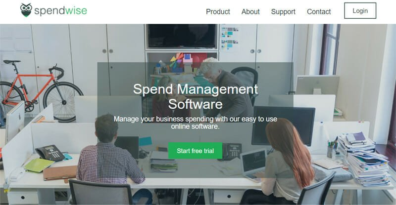 SpendWise is a cloud based accounting software that allows to manage financial chores efficiently