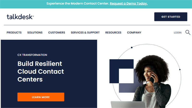 Talkdesk is a Call Center Software with Its Own Call Center Hub