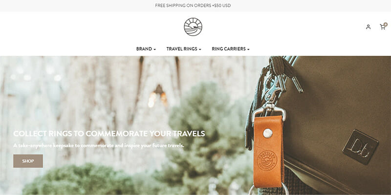 Traveller Collective is an Online Store Dealing In Travel Accessories