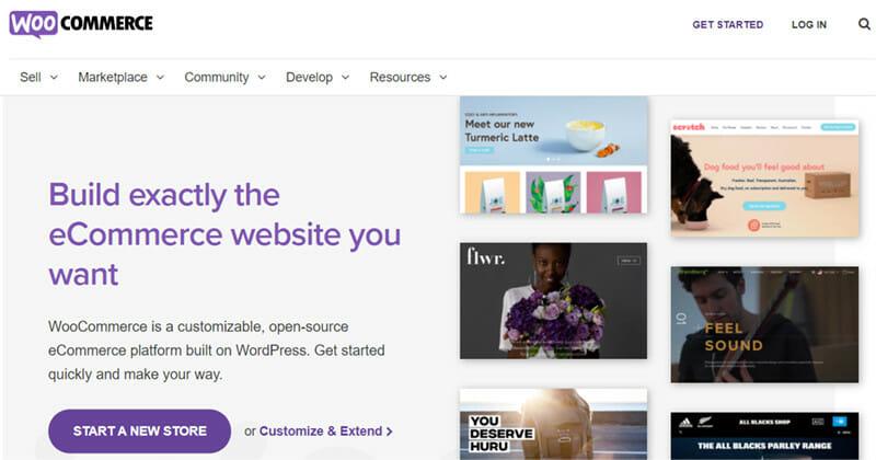 WooCommerce is an open Source eCommerce Platform Built Around WordPress