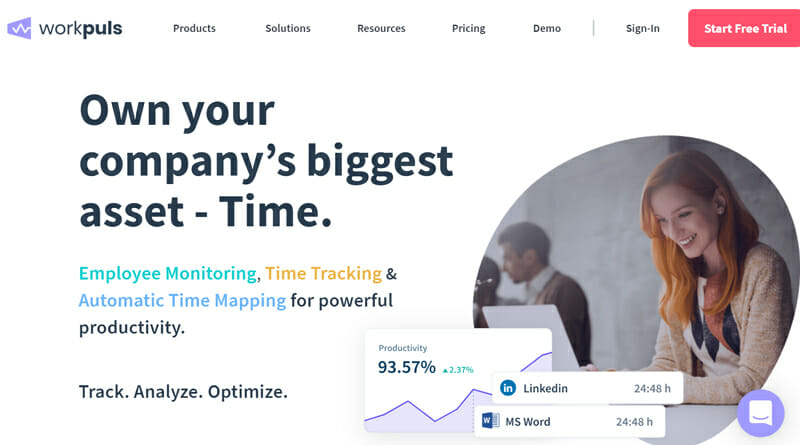 Workpuls is the best Billing Management and Time Tracking Solution