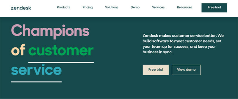 Zendesk is the Most Popular Call Center Software Used by Businesses of all Sizes