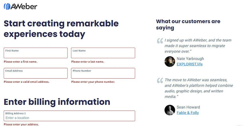 AWeber is an Email Marketing Tool with Autoresponders for Bloggers