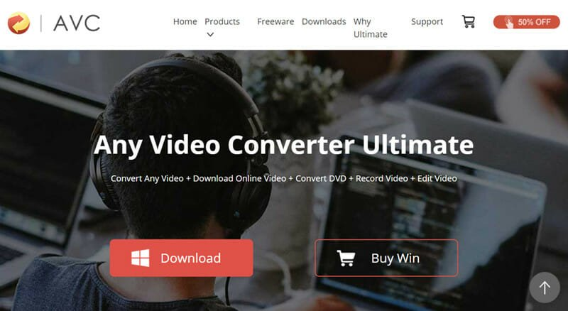 Any Video Converter is the Most Configurable YouTube to Mp4 Converter