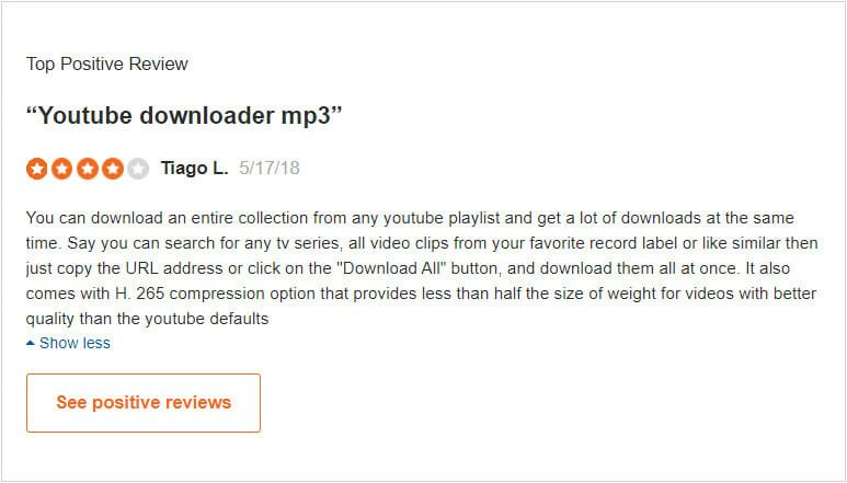 BigConverter Customer Review