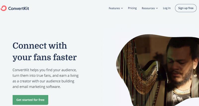 ConvertKit is a marketing Automation Platform Ideal for Online Creators