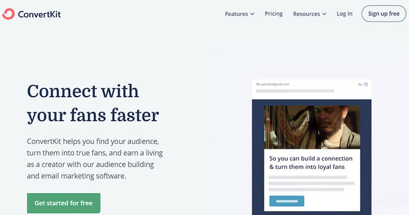 ConvertKit is the Ideal Email Marketing Platform for Online Creators