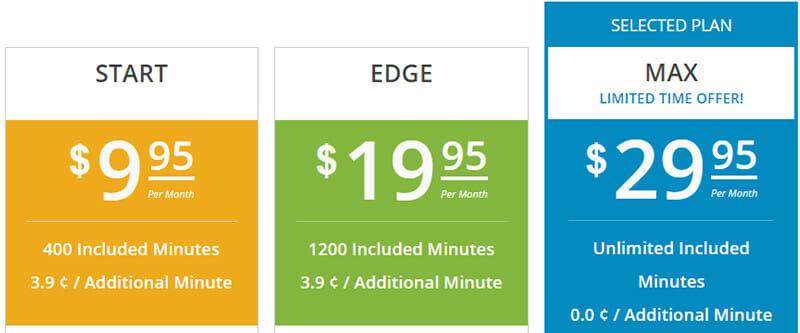 FreedomVoice Pricing Plan