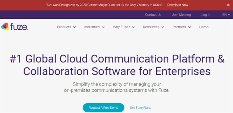 Fuze is the Best Unified Contact Center and Team Video Conferencing Service