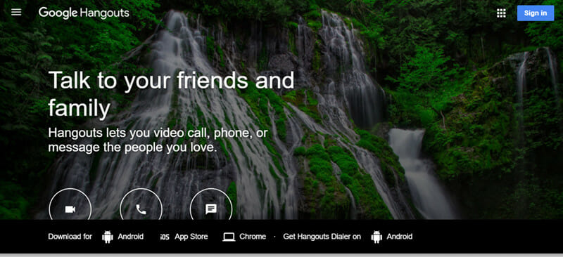 Google Hangouts is the Best Free All In One Messaging and Video Call Conferencing Tool