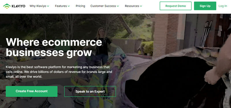 Klaviyo is an Email Autoresponder with Complete Direct Email Marketing Solution and Built for Ecommerce