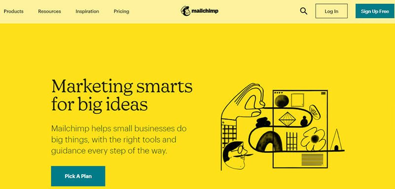 Mailchimp is a Free Autoresponder that Ensures Transparency in all Email Campaigns