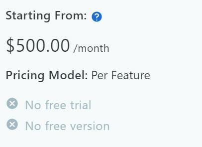 Maropost Pricing Plan
